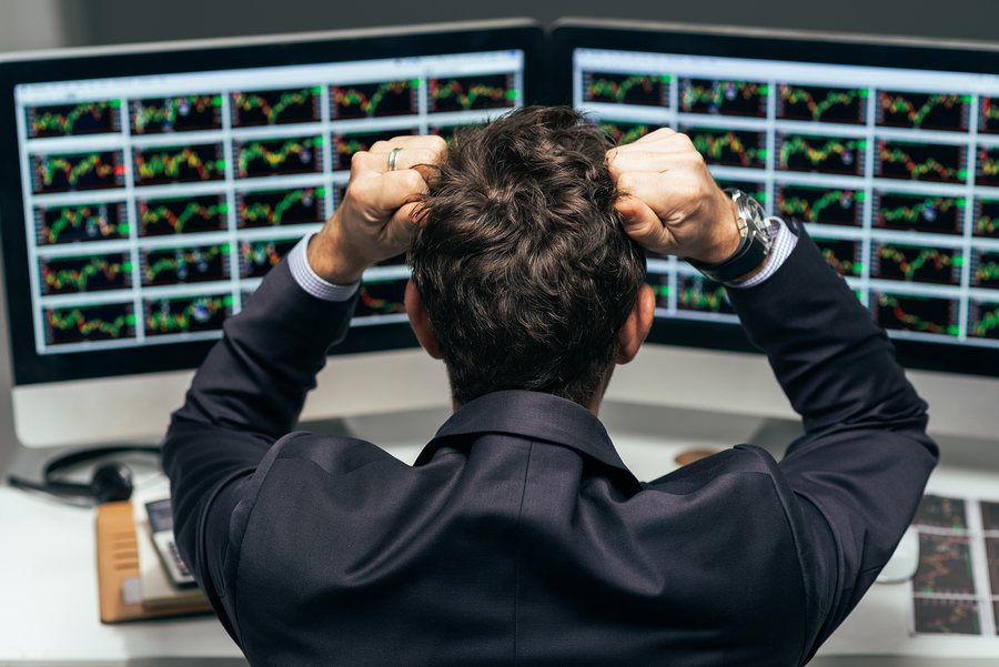 Controlling emotions during trading the stock market